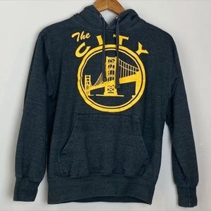 Tops - Golden State Basketball Hoodie